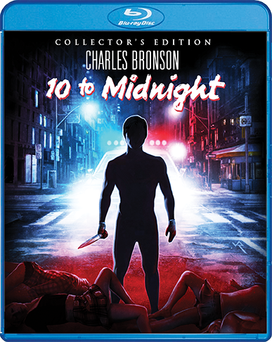 10 to Midnight (Collector's Edition Blu-ray)