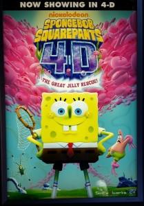 SpongeBob4Dposter