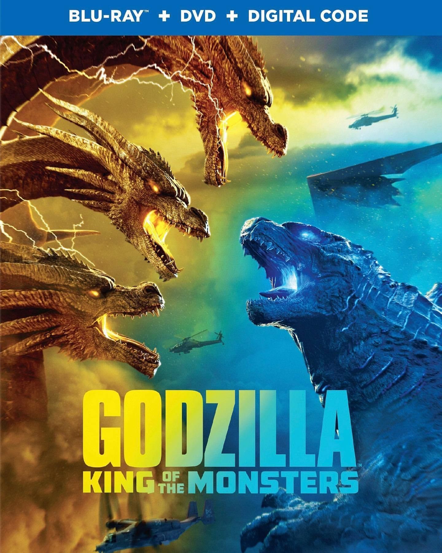 Godzilla: King of the Monster