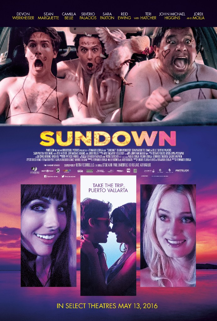 Resultado de imagen para sundown 2016 dvd
