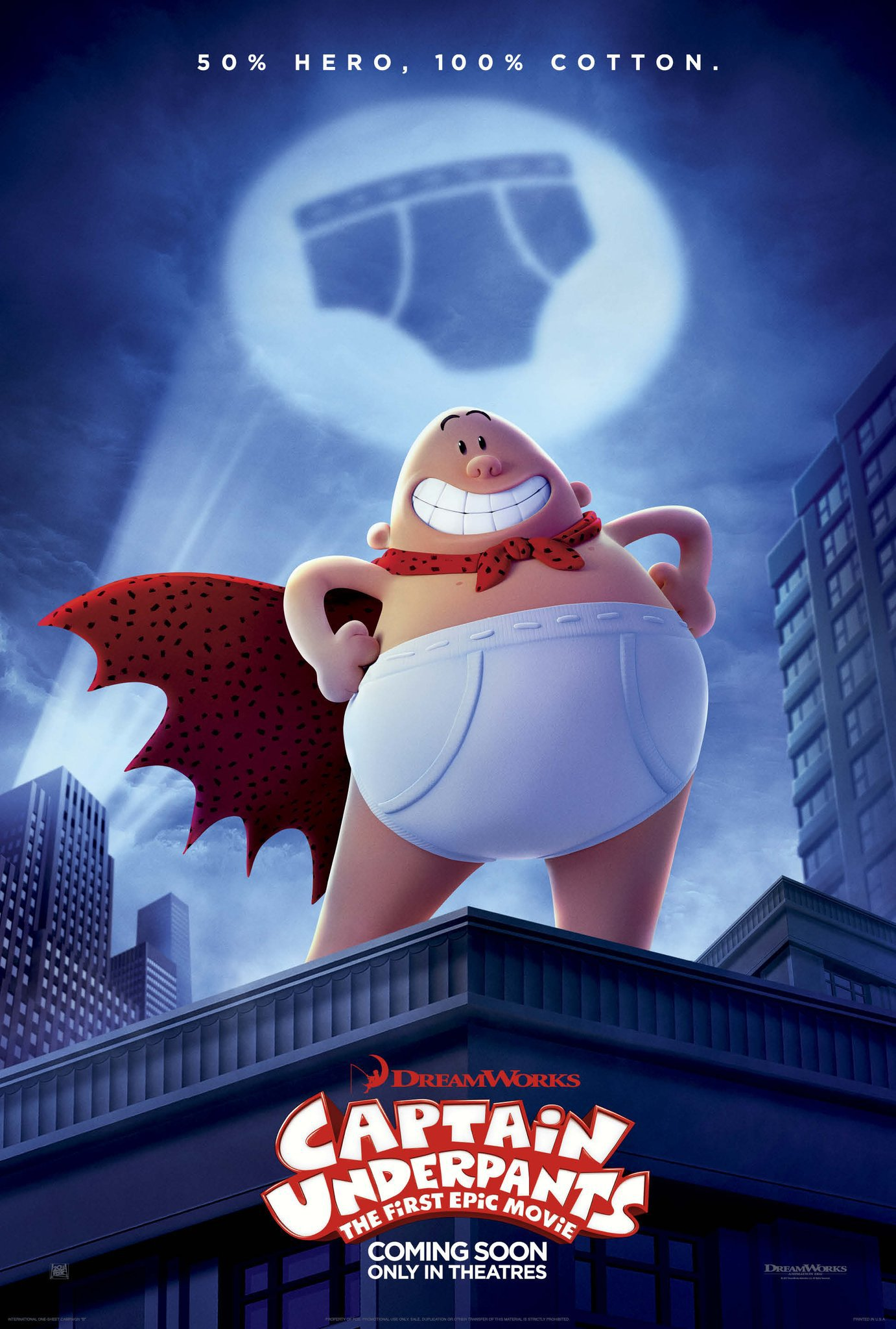 Captain Underpants: The Epic First Movie