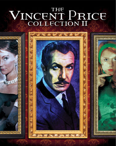 The Vincent Price Collection Vol. II